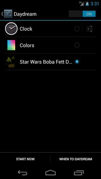Star Wars Boba Fett Daydream poster