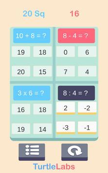 Math Challenge FREE apk screenshot