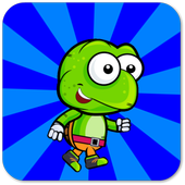 Kids Turtle Run icon