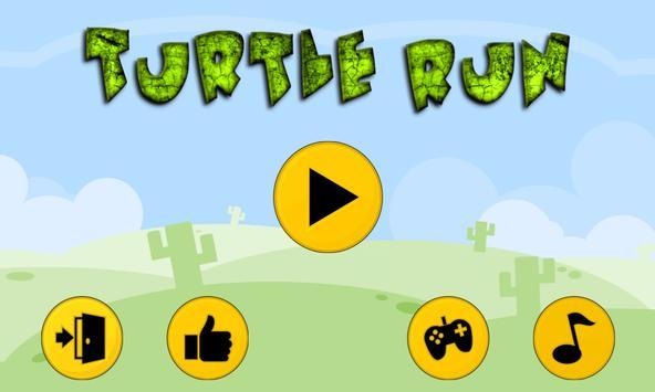 Kids Turtle Run poster