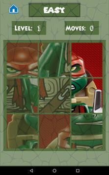 Ninja Turtles Games - Kids Jigsaw Puzzles screenshot 1