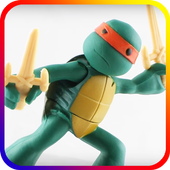 Ninja Toy Turtles icon