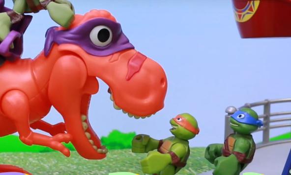 Ninja Toy Turtles screenshot 4