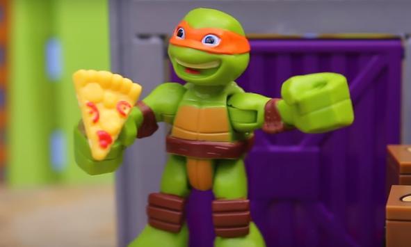 Ninja Toy Turtles screenshot 3