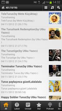 Turushaning poster