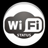 Wifi Status Report icon