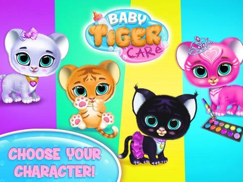 Baby Tiger Care screenshot 8