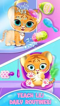 Baby Tiger Care screenshot 2
