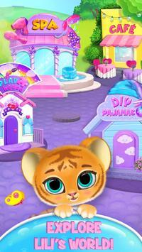 Baby Tiger Care screenshot 3