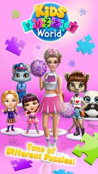 Kids Puzzle World poster
