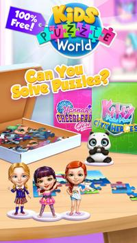 Kids Puzzle World screenshot 2