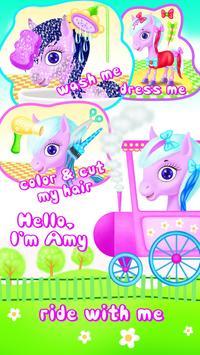 Sweet Baby Animal Beauty Salon poster