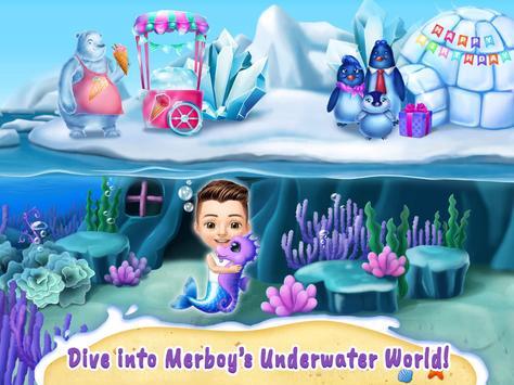 Sweet Baby Girl Mermaid Life - Magical Ocean World screenshot 10