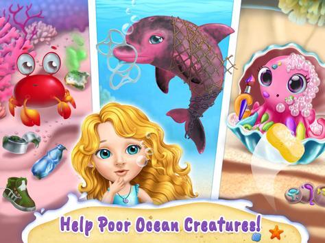 Sweet Baby Girl Mermaid Life - Magical Ocean World screenshot 13