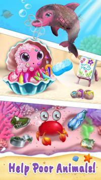 Sweet Baby Girl Mermaid Life - Magical Ocean World screenshot 1