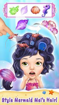 Sweet Baby Girl Mermaid Life - Magical Ocean World screenshot 3