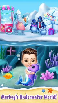 Sweet Baby Girl Mermaid Life - Magical Ocean World screenshot 4