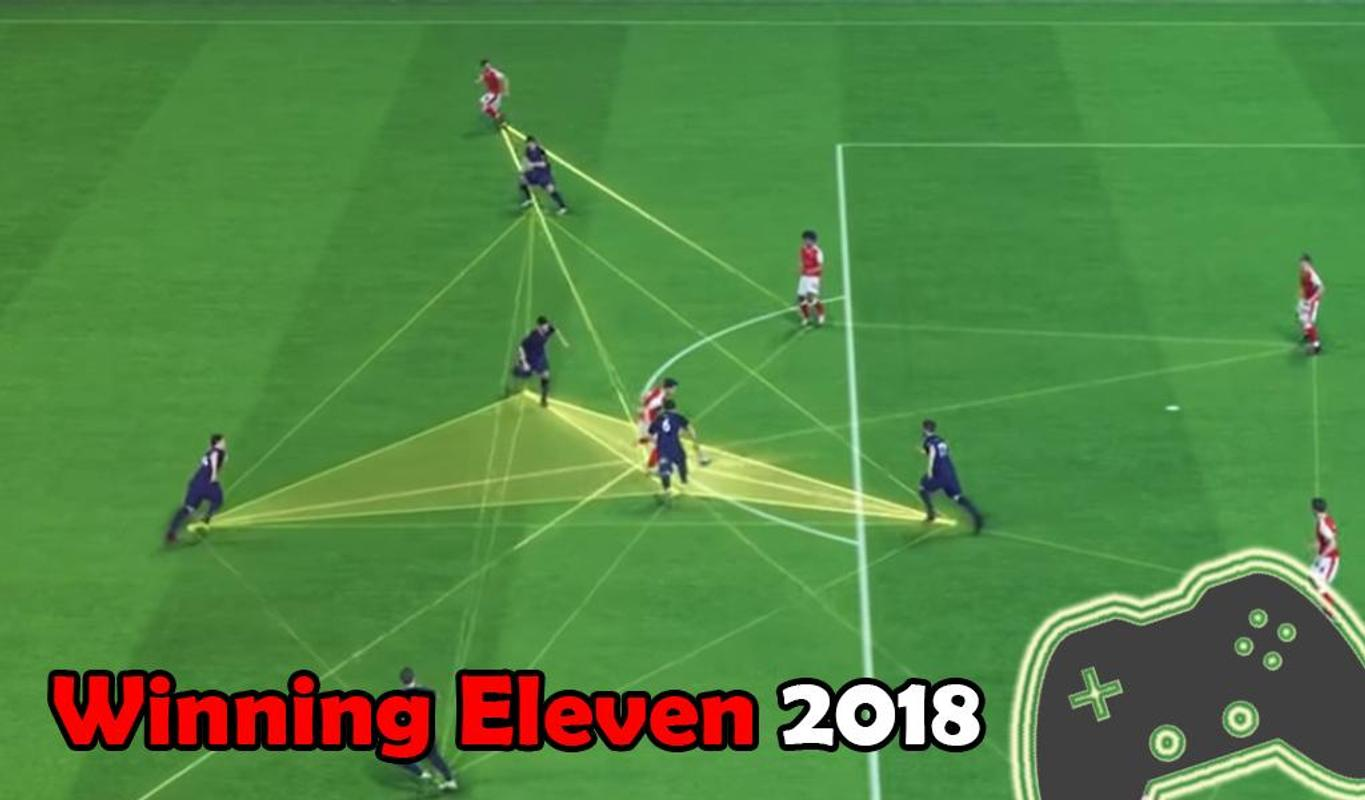 Winning Eleven 2012 Game Install