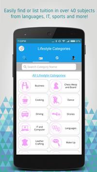 myTutor Worldwide Directory apk screenshot