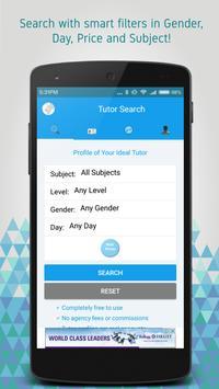myTutor - Singapore's Tutors Teach you Anywhere apk screenshot