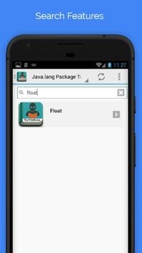 Java.lang Package  Tutorial apk screenshot