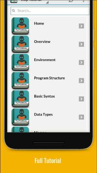 LISP Tutorials Free screenshot 1