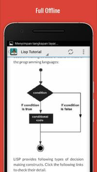 LISP Tutorials Free screenshot 4