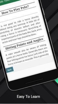 Learn Polo Offline screenshot 3