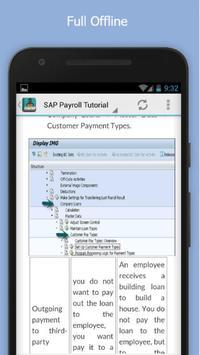 Learn SAP Payroll Free screenshot 4