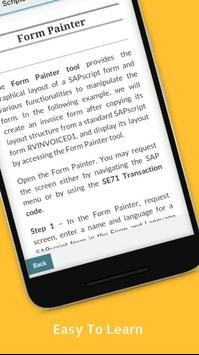 Free SAP Scripts Tutorial for Android - APK Download