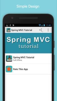 Free Spring MVC Basic Tutorial poster