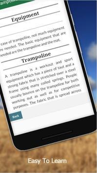 Free Trampolining Tutorial screenshot 3