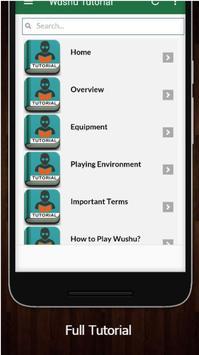 Learn Wushu Offline screenshot 1