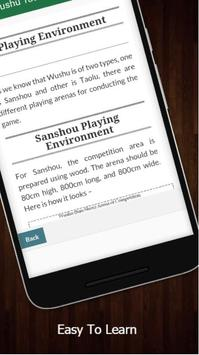 Learn Wushu Offline screenshot 3