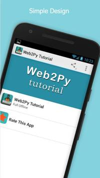 Learn Web2py Free poster