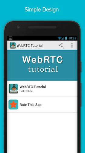 Free WebRTC Tutorial for Android - APK Download