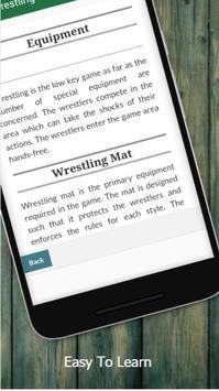Learn Wrestling Offline screenshot 3