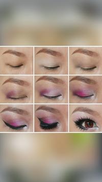 Tutorial Make up Beautiful Natural screenshot 5