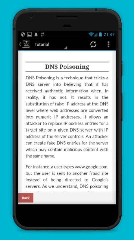 Ethical Hacking Tutorial Free for Android - APK Download