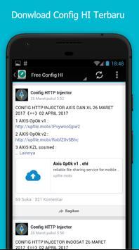 Tutorial HTTP Injector Config apk screenshot