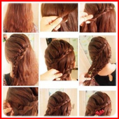 Tutorials Easy Hairstyle icon