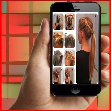 Tutorials Easy Hairstyle poster