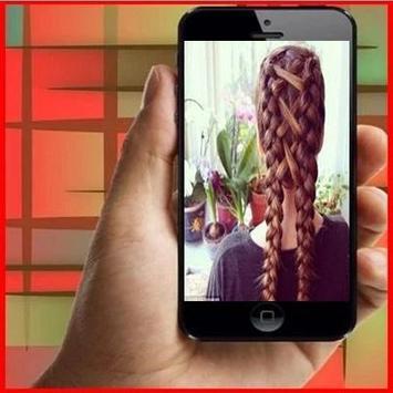 Tutorials Easy Hairstyle apk screenshot