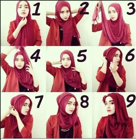 Download Tutorial Hijab Simple Python