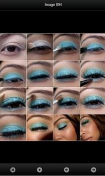 tutorial eye make up screenshot 6