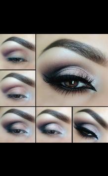 tutorial eye make up screenshot 7