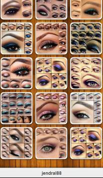 tutorial eye make up screenshot 8