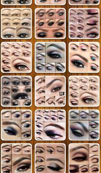 tutorial eye make up screenshot 2