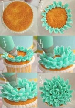 Cupcake Decoration Tutorial apk screenshot