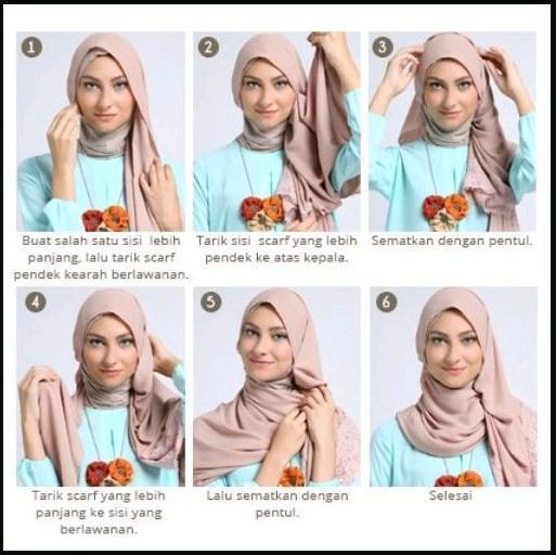 Hijab Pashmina Tutorial For Android Apk Download